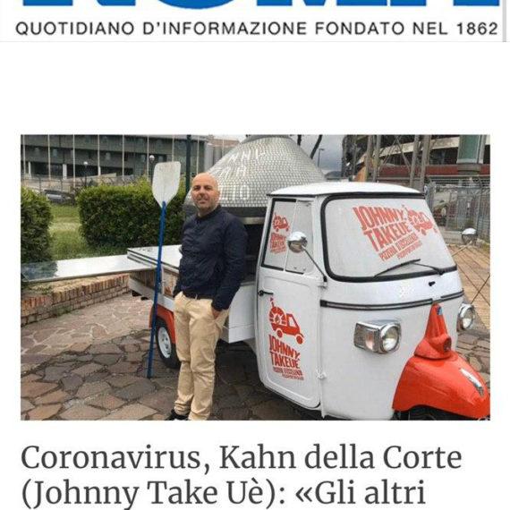 ROMA - 20 Aprile 2020