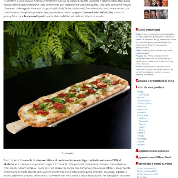Luciano Pignataro Food&Wine Blog